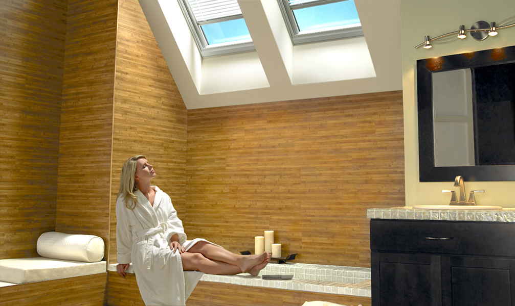Bathroom Skylights Gallery