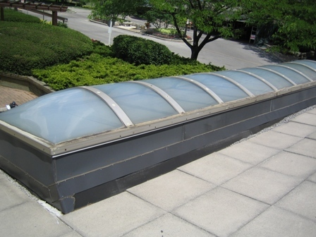 Commercial Skylight Gallery Commercial Skylight Repair In