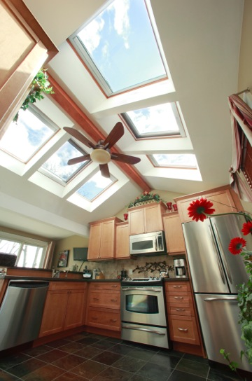 Kitchen Skylights Gallery