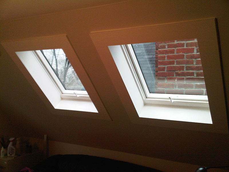Custom Loft Skylights Toronto Best Skylight Company In