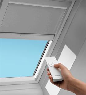 Blackout blinds skylight installation for Sun tunnel blackout shade